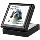 PBGV Breed Keepsake Box