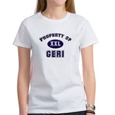 Property of geri Tee