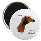 Saluki Breed Magnet