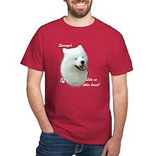 Samoyed Breed T-Shirt