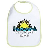 sun also rises key west Bib