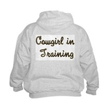 Cowgirl in Training Sweatshirt