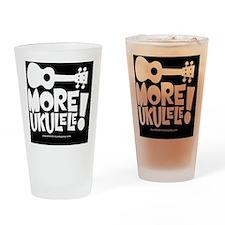 More Ukulele! Drinking Glass