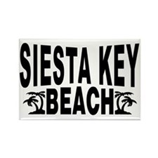 beach_siestakey Rectangle Magnet