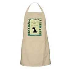 black_scotty_fathers_day_card Apron