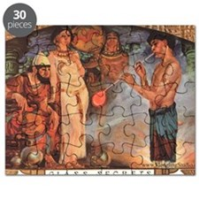 Egyptian_glassblower Puzzle