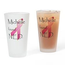 NDE - Michelle Drinking Glass