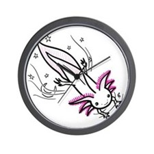 axolotl Wall Clock