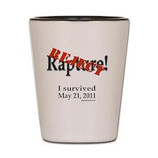 RaptureReject Shot Glass