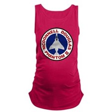 F-4 Phantom II Maternity Tank Top