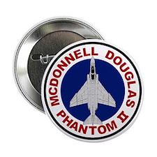 "F-4 Phantom II 2.25"" Button"