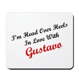 In Love with Gustavo Mousepad