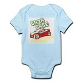 Baja Babe Infant Bodysuit
