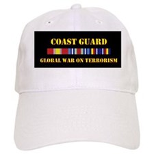 war-on-terrorism-veteran-coast-guard Baseball Cap