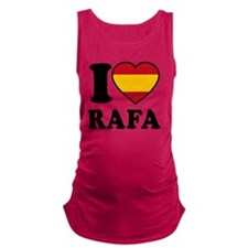 Rafa Flag Maternity Tank Top