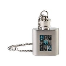 COMPOSERS Flask Necklace
