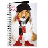 Warm Wishes Collie Journal