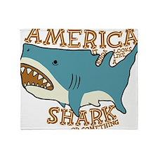 shark Throw Blanket