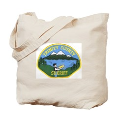Trinity County Sheriff Tote Bag