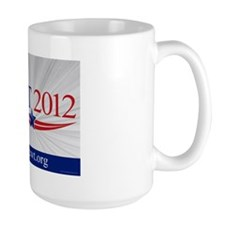 yard-sign_gingrich-banner Coffee Mug