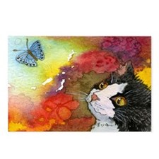 Cute Butterfly Postcards (Package of 8)