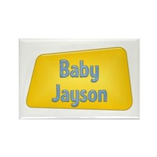 Baby Jayson Rectangle Magnet (100 pack)