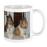 Rescued Collie Buds Mug