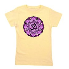 aum-purple Girl's Tee