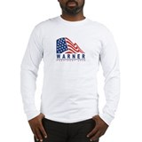 Mark Warner - President 2008 Long Sleeve T-Shirt