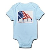 Harry Reid - President 2008 Infant Bodysuit