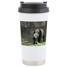 china panda. Ceramic Travel Mug