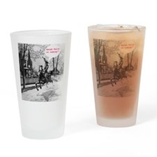 Paul_Reveres_ride Drinking Glass