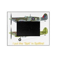 SpitfireBib Picture Frame