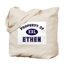Property of ethen Tote Bag