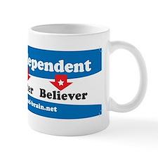 Independent Thinker, Voter, Believer Mug