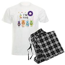 ROBOTFIVE Pajamas