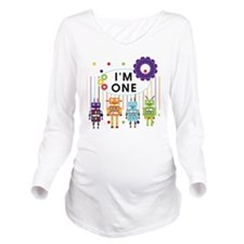 ROBOTONE Long Sleeve Maternity T-Shirt
