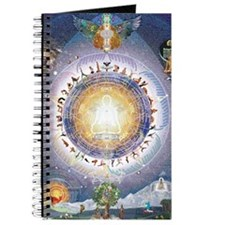 Universal Yoga Mandala Journal
