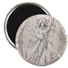 Archangel Raphael Magnet