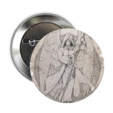 Archangel Raphael Button