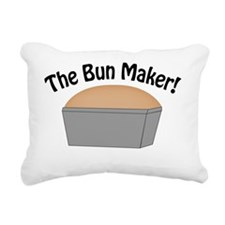 The-Bun-Maker Rectangular Canvas Pillow