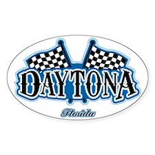Daytona Flagged Decal