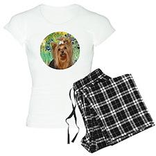 J-ORN-Irises-Yorkie7 Pajamas