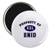 Property of enid Magnet