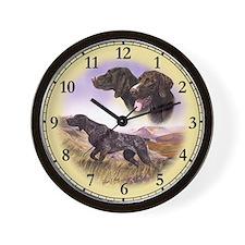 GSP Clock Wall Clock