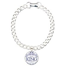 Dad is King Bracelet