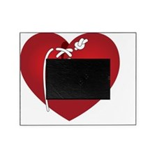 Mended Heart Picture Frame