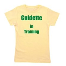 Guidette in training Girl's Tee