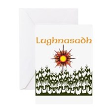 Lughnasadh Lammas Greeting Card
