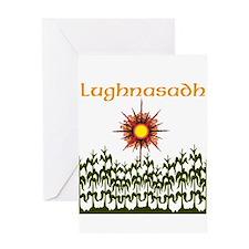 Lughnasadh Lammas Greeting Card